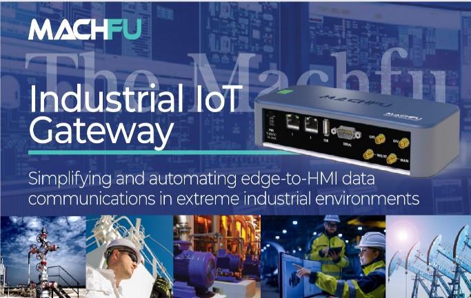 Công ty hàng đầu trong lĩnh vực IIoT Machfu đang quản lý với cnMaestro