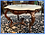 Thumbnail: Victorian side or entry center table