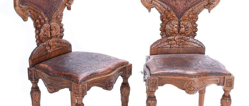 Italian Renaissance Chairs