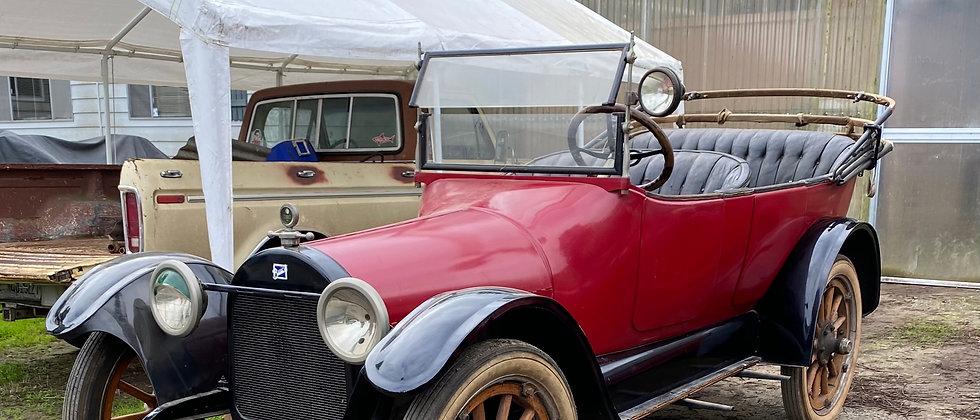 1917 Buick D45 Touring