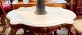 Victorian side or entry center table