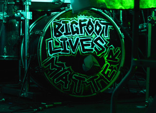 Metal Heads Converge on Riot Room for Troglodyte show on Black Friday