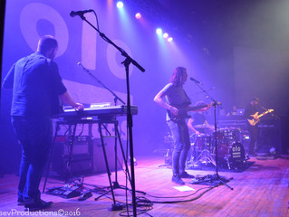 Knox Hamilton and Kongos at the Granada