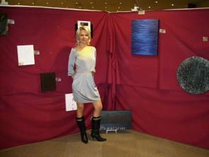 The Artist Event Amplify Arts Artist Carleen Janlewicz
