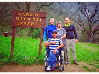Miguel Ángel y su Equipo Sherpa