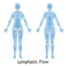 lymphatic flow, dry brushing