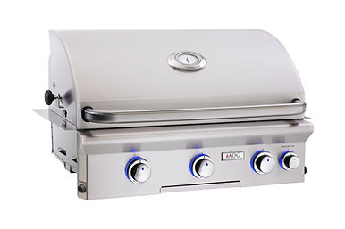 AOG_30NBL_30_ L-Series Built-In Grill (2