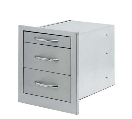 3 drawer storage