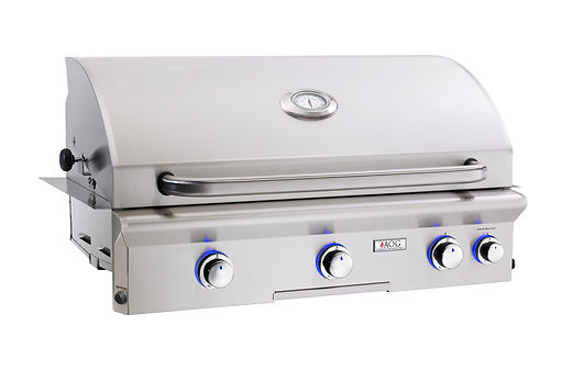 AOG_36NBL_36_ L-Series Built-In Grill (2