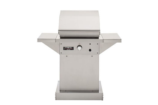 TEC-Grills-26-Patio-FR-Stainless-Pedesta