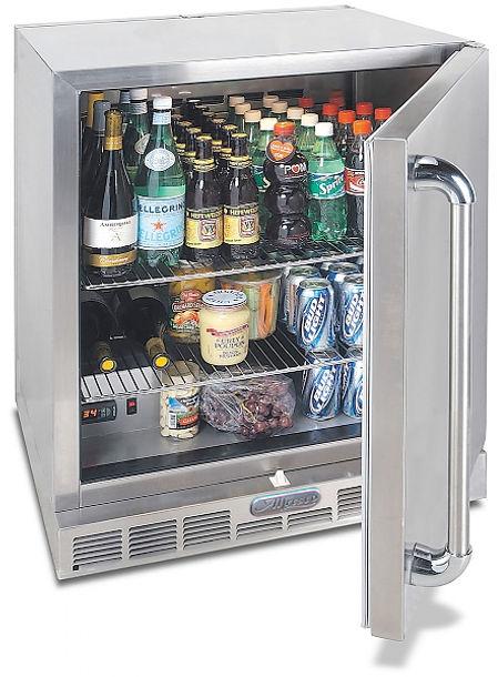 7_25 Freestanding Refrigerator One Door