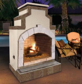 Fireplace 910-2