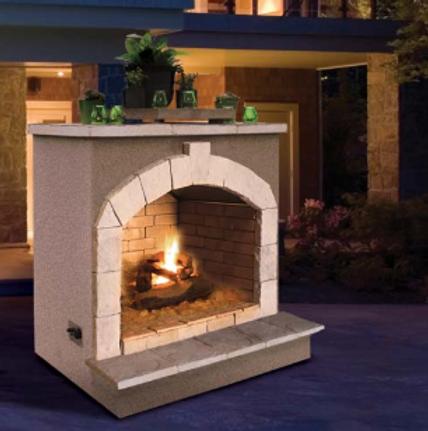 Fireplace 906-2