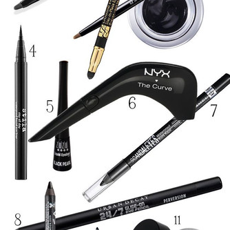 Eyeliner...which one for you?