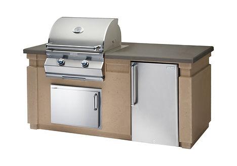 FM_DC430_Island System, Refrigerator, Ch
