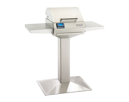 FM_E250s_Electric Patio Post Mount Grill