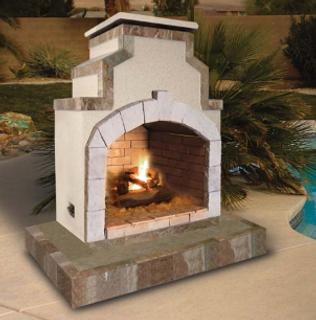 Fireplace 910-3