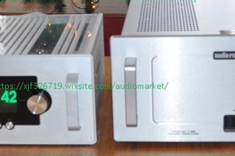 Audio Research REF 6 + REF 150SE