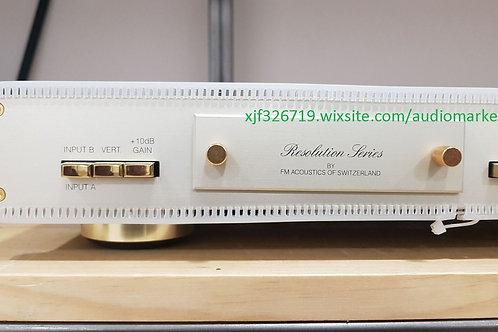 FM Acoustics Resolution Series 222-MKIII
