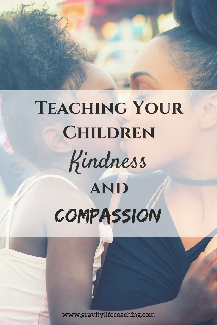 Teaching your Children Kindness and Compassion