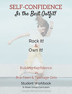 Building Confidence 8 Week Curriculum Pa
