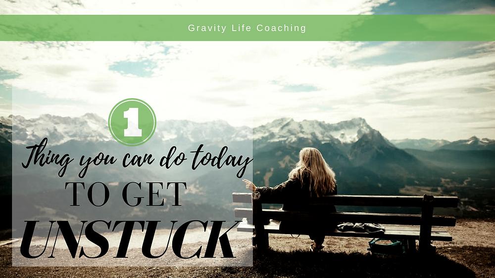 How to get Unstuck