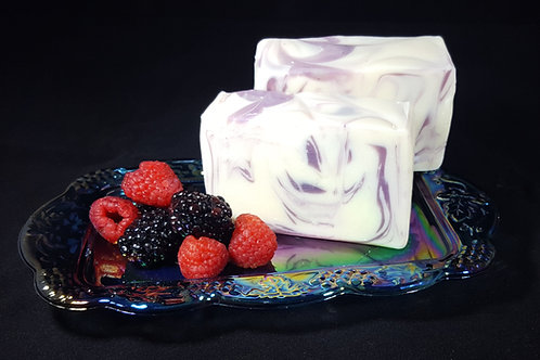 Black Raspberry Vanilla - soap