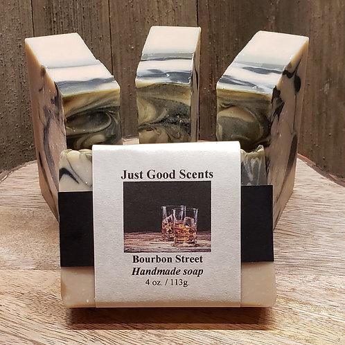 Bourbon Street - soap