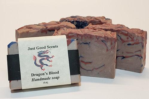 Dragon's Blood - soap