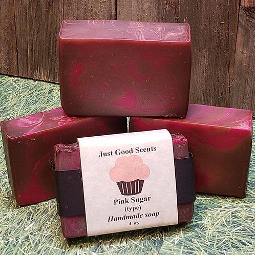 Pink Sugar - soap