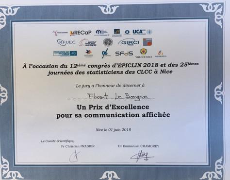 Prix d'excellence pour Plug Stat !