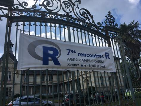 Journées R 2018 - Rennes