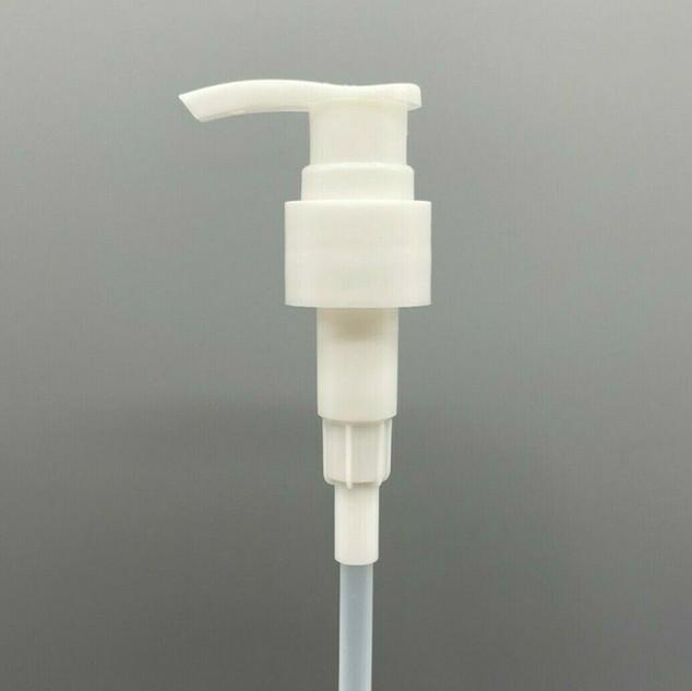 Dispenser 24/410 Bianco Erogatore Lozioni Lotion Pump Gel Creme Liquidi Detergenti Pharma Igenizzanti