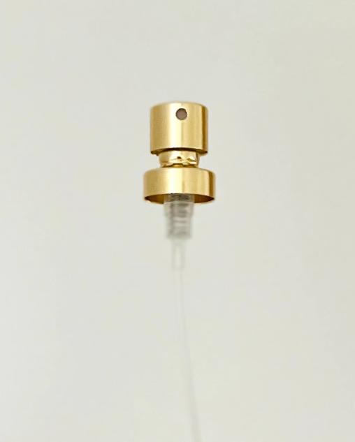 Pompa Profumo FEA 15 Alluminio Oro