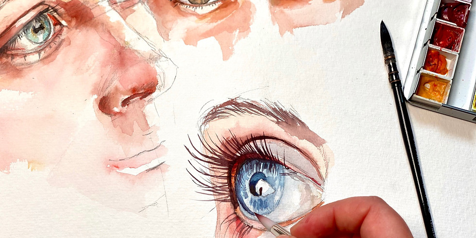 Porträt Teil 1: Augen