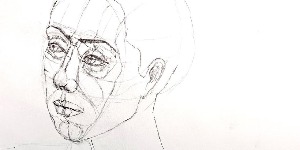 Porträt Teil 6: Kopf geneigt