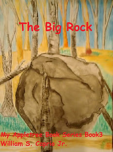 The Big Rock, Big Rock, Big Rock in woods