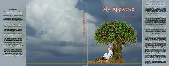 My Appletree, Boy sitting under tree, Boy sitting under appletree