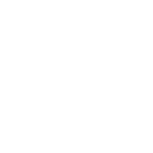 A thin line drawing of a limp hand