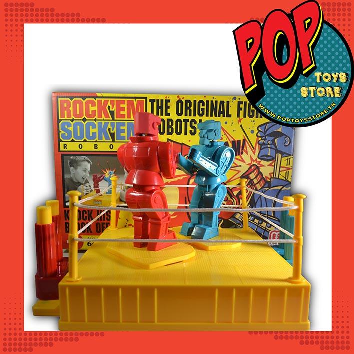 rock em sock - robots