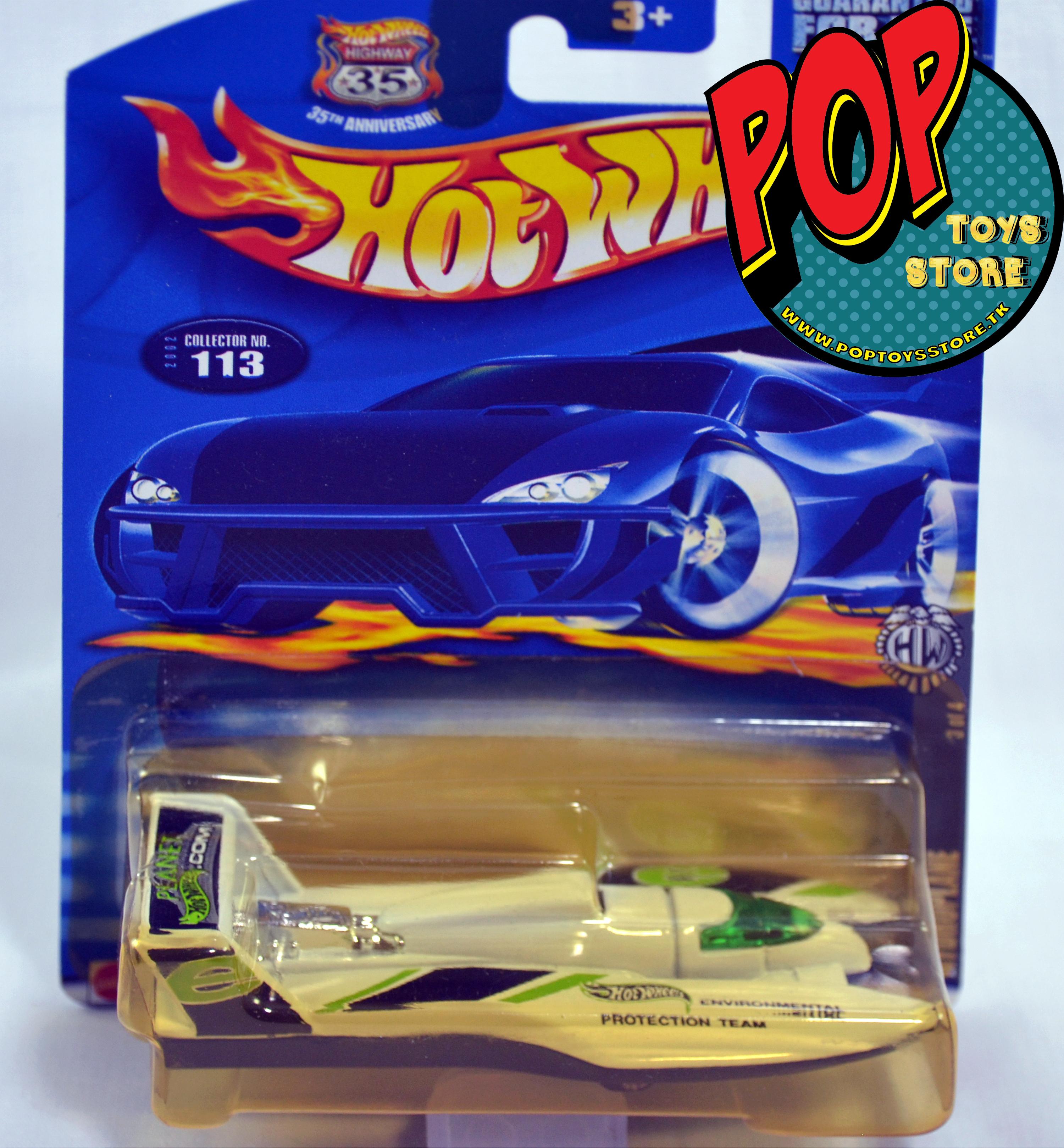 hotwheels - hydroplane 2002 - 113