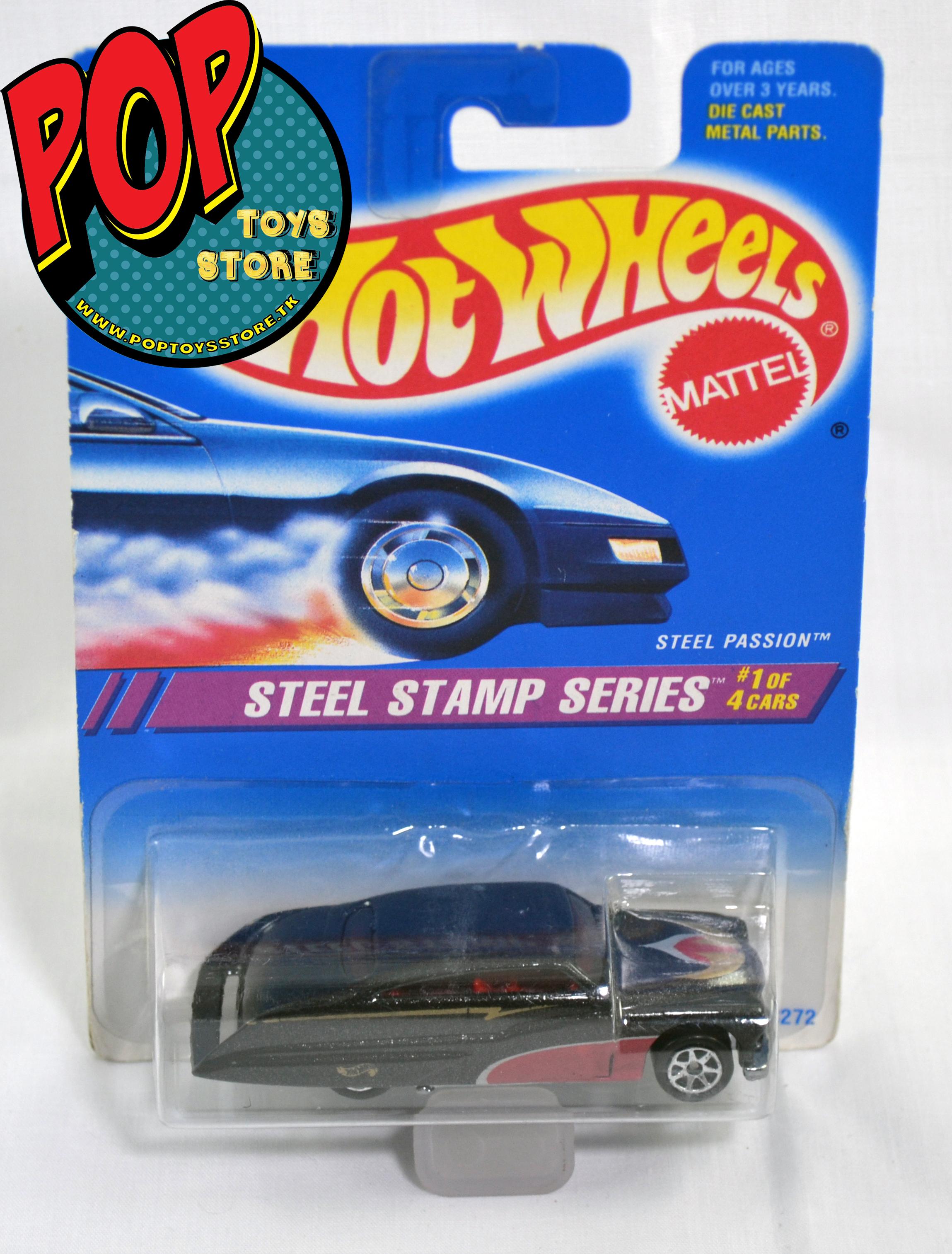 hotwheels - steel passion