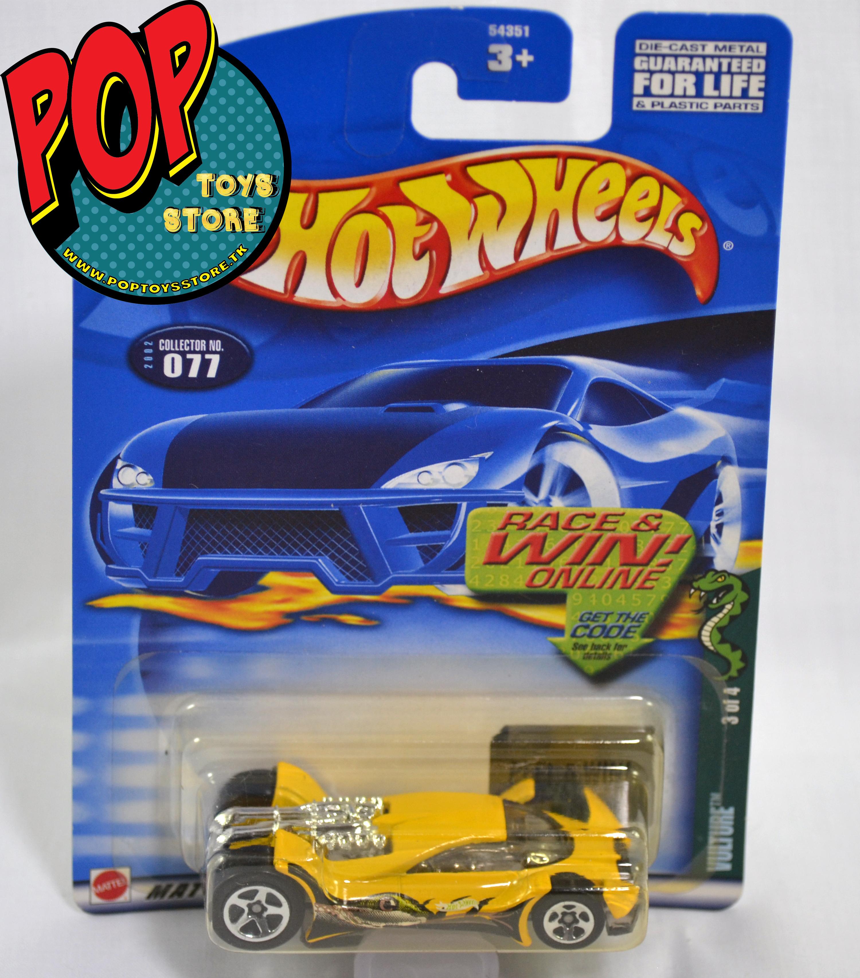 hotwheels - volture 2002 - 077