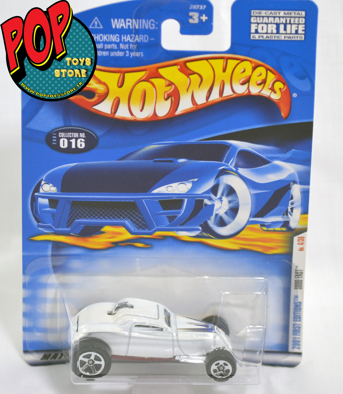 hotwheels - soo fast 2001