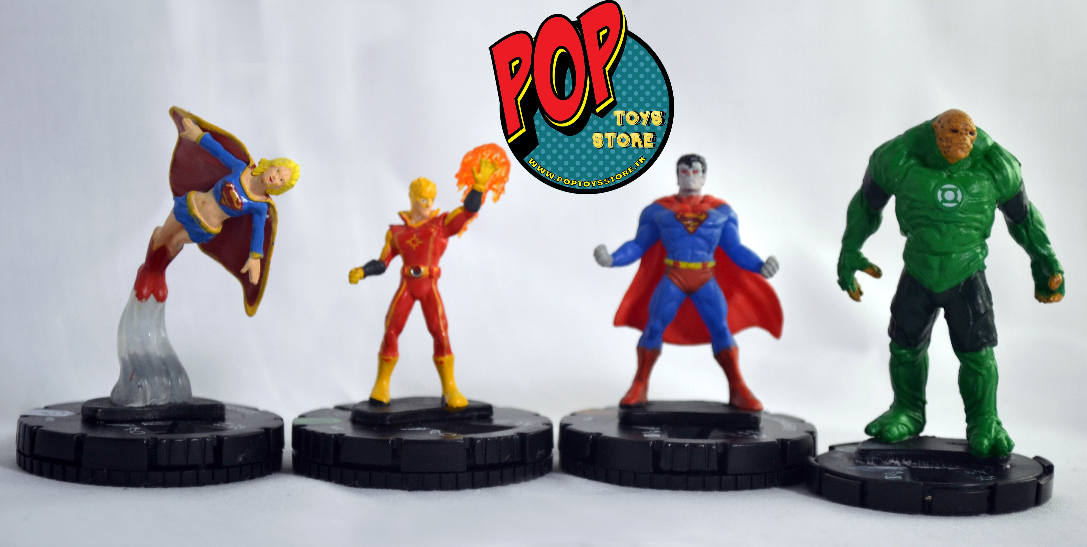 DC - heroclix
