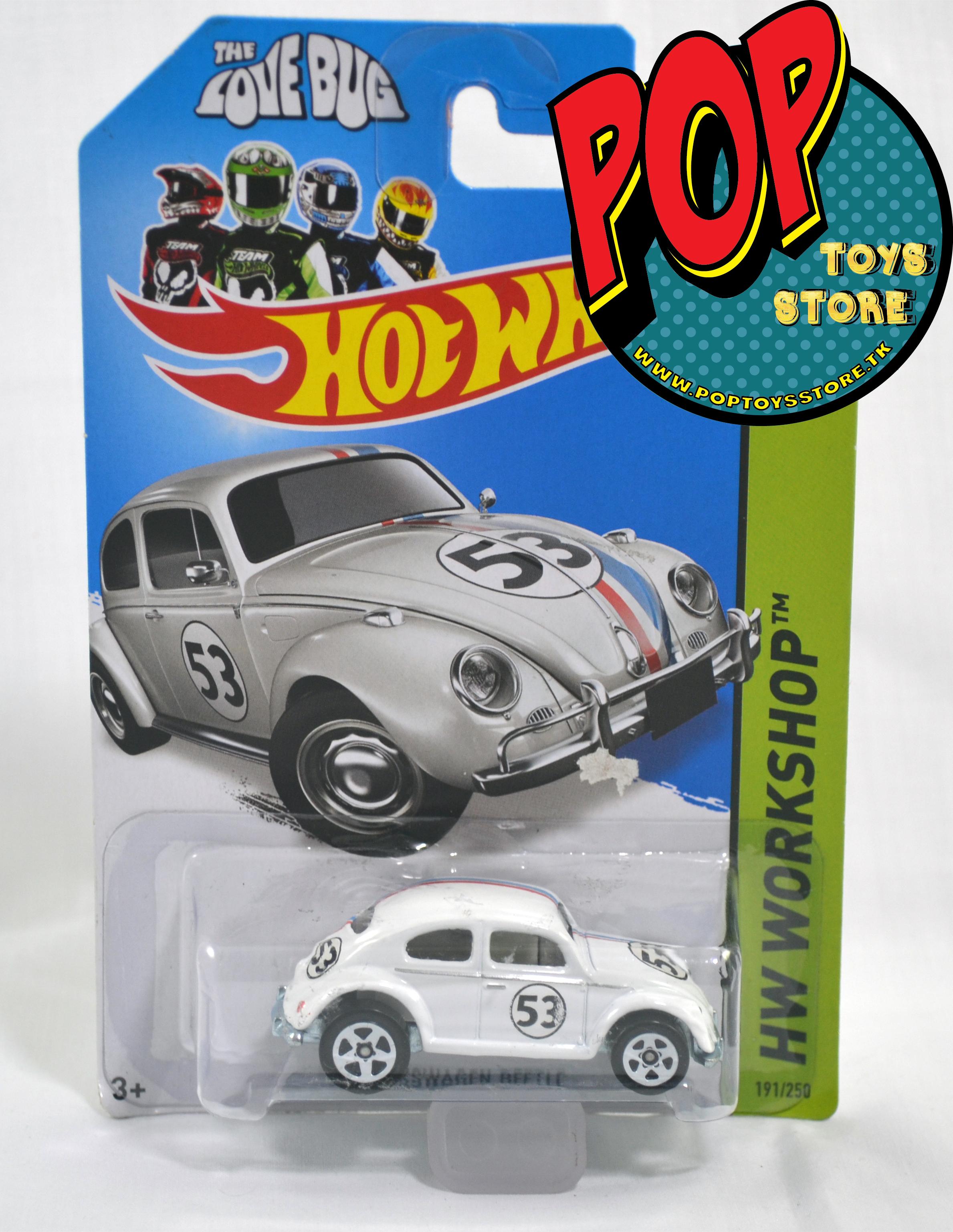 hotwheels - escarabajo 53