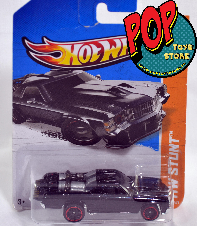 hotwheels - el camino 71 custom
