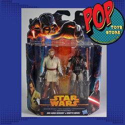 star wars Duo Hasbro
