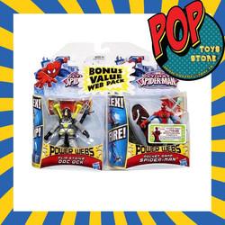 doc ock y spiderman