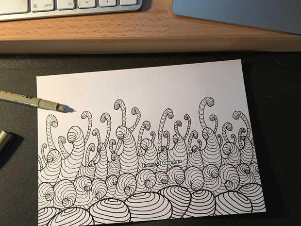 Emilien Dodeman - Graphiste / illustrateur